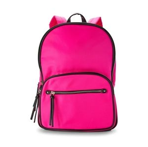 Pink Truffle Double Gusset Backpack
